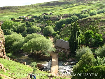Lesotho's Nature and Landscapes 27