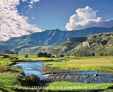 Lesotho's Nature and Landscapes 33