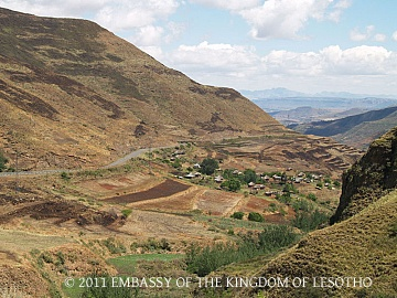 Lesotho's Nature and Landscapes 35