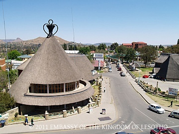 Lesotho's Nature and Landscapes 31