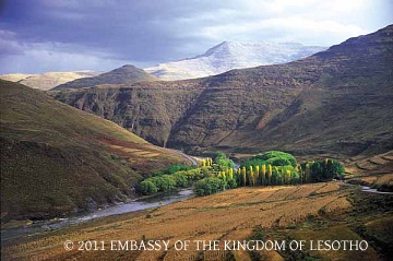 Lesotho's Nature and Landscapes 21