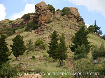 Lesotho's Nature and Landscapes 30