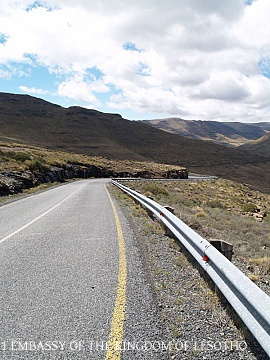 Lesotho's Nature and Landscapes 34