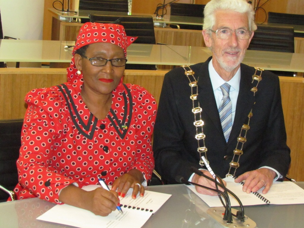 MOU Signing Fingal County Hall Swords 2
